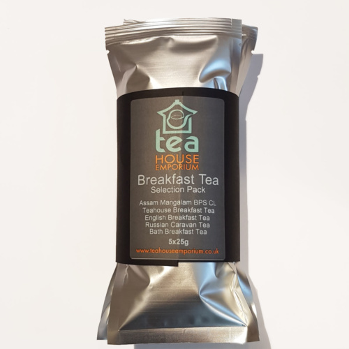 Breakfast tea selection pack