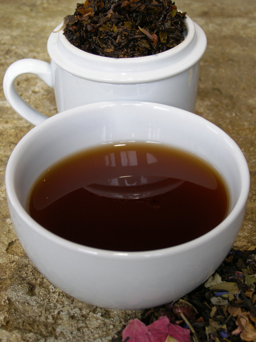 pu erh wellness guarana