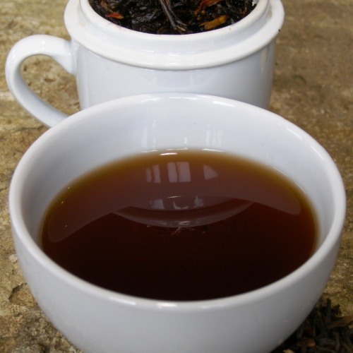 pu erh sweet chai tea