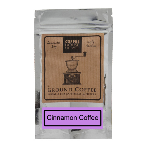 Cinnamon Coffee Ground