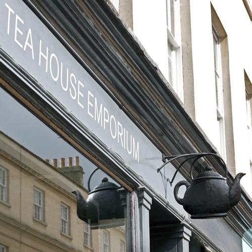 Teahouse Emporium Shop Front