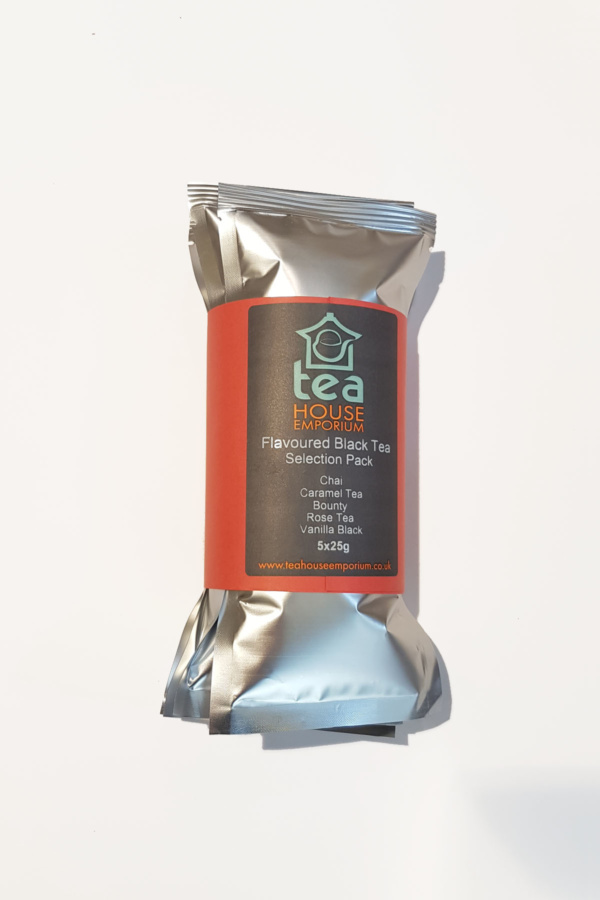 Flavoured Black tea Selection Pack