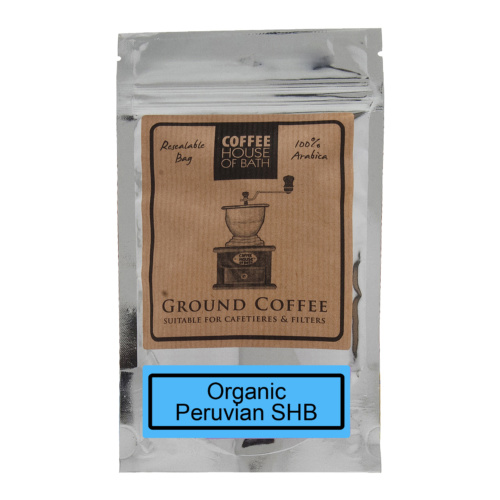 Organic Peruvian SHB Ground
