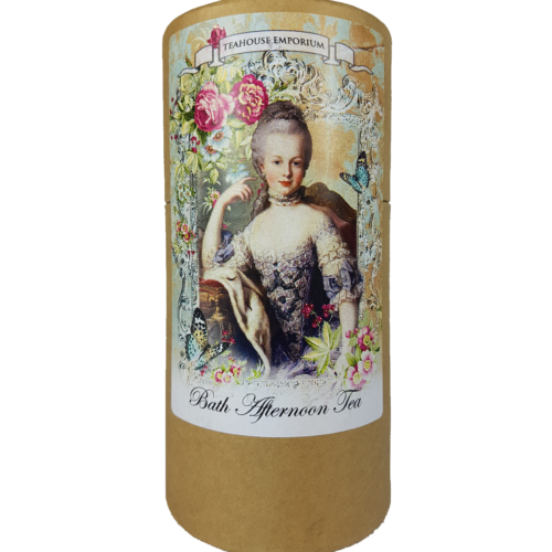 Gift Tube Bath Afternoon Tea