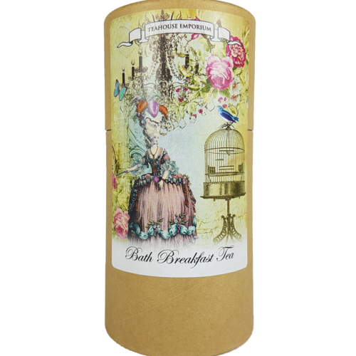 Gift Tube Bath Breakfast Tea