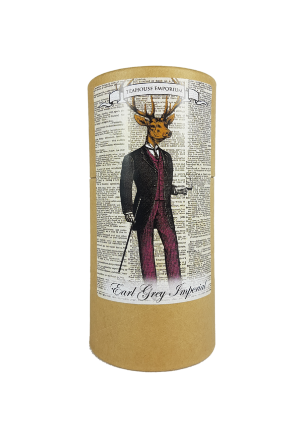 Gift Tube Earl Grey Imperial