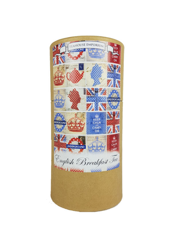 Gift Tube English Breakfast Tea