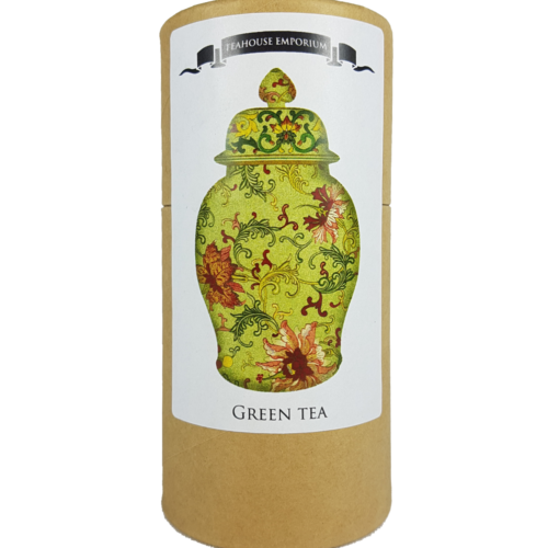 Gift Tube Green Tea