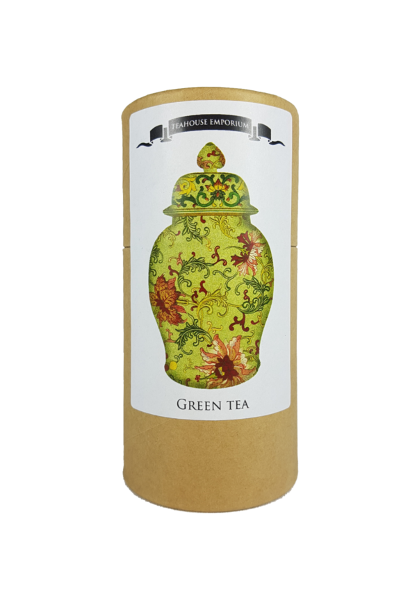 Gift Tube Green Tea