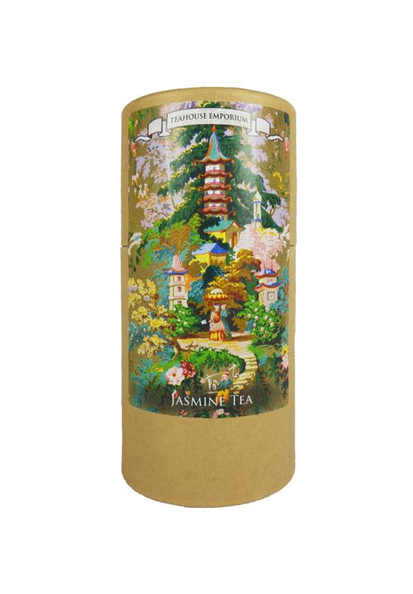 Gift Tube Jasmine Tea