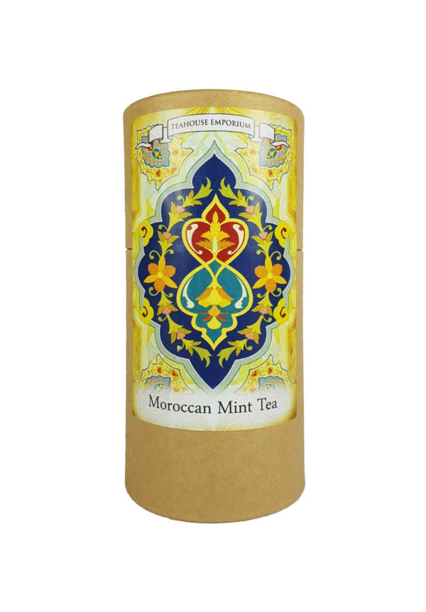 Gift Tube Moroccan Mint Tea