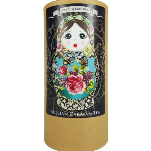 Gift Tube Russian Caravan Tea