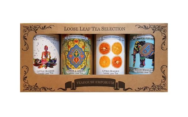 Summer Loose Leaf Tea Gift Box