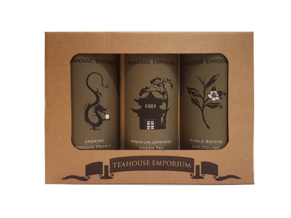 Around the World Loose Leaf Tea Gift Box
