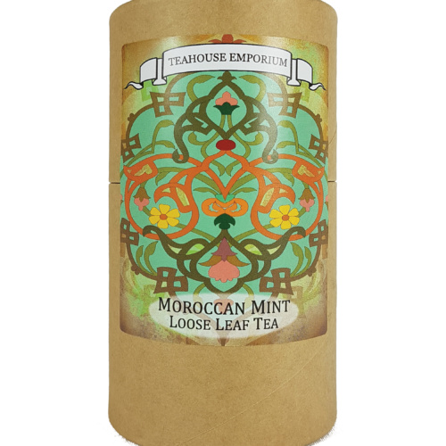 Loose Leaf Moroccan Mint Tea Gift Tube