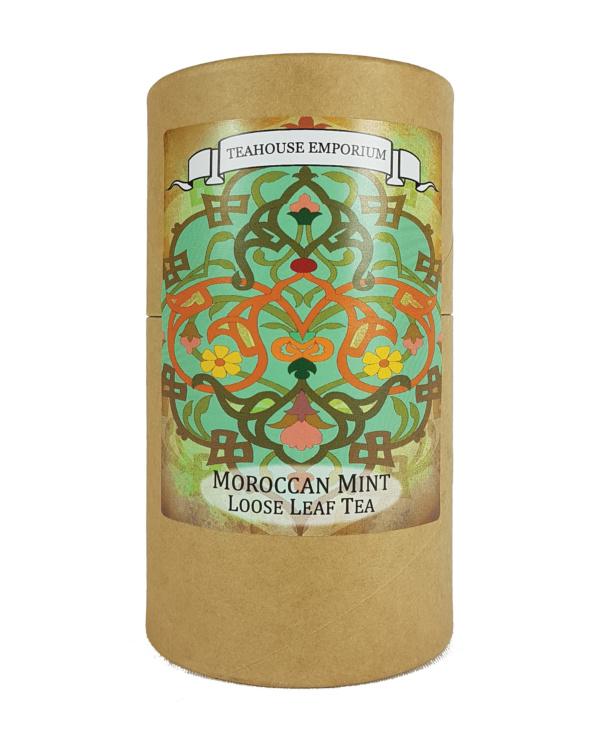 Loose Leaf Moroccan Mint Tea Gift Tube