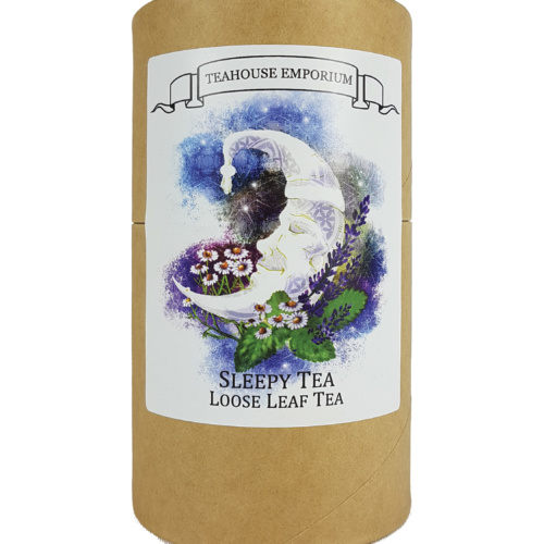 Loose Leaf Sleepy Tea Gift Tube