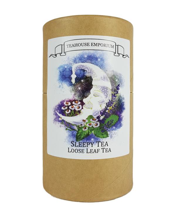 Loose Leaf Sleepy Tea Gift Tube