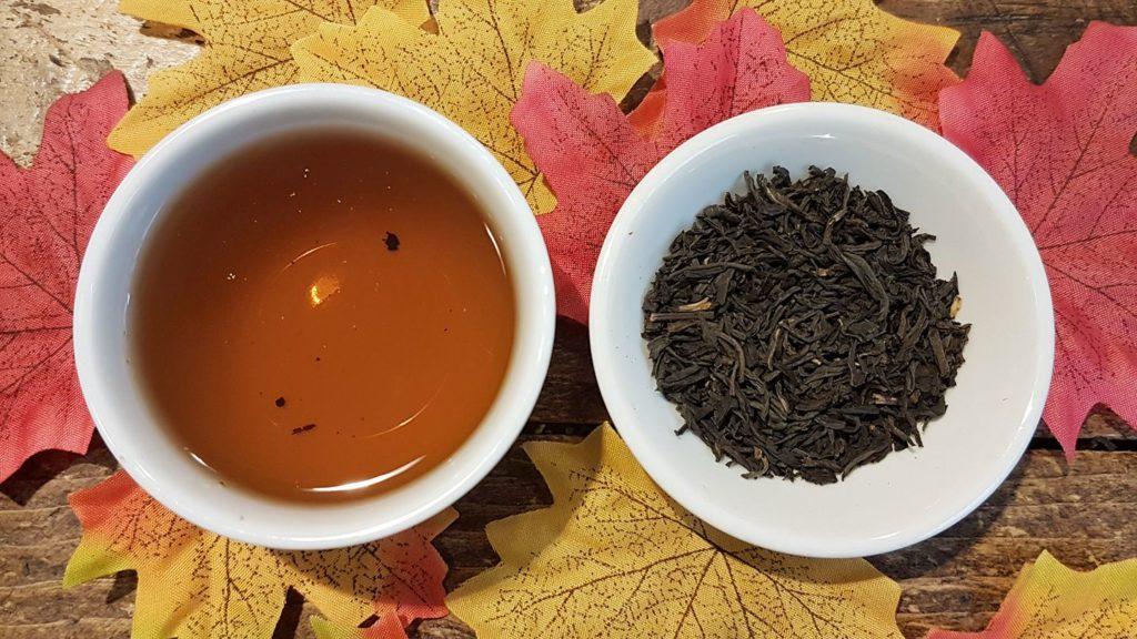 smokey russian loose leaf tea