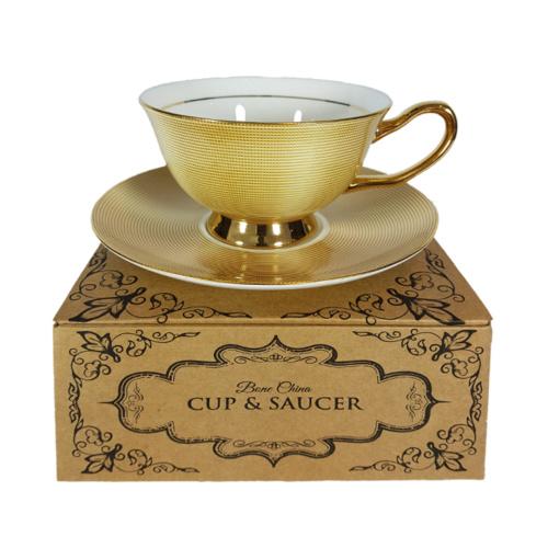 Empress Cup and Saucer