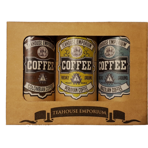 Gift Box Single Origin Coffee