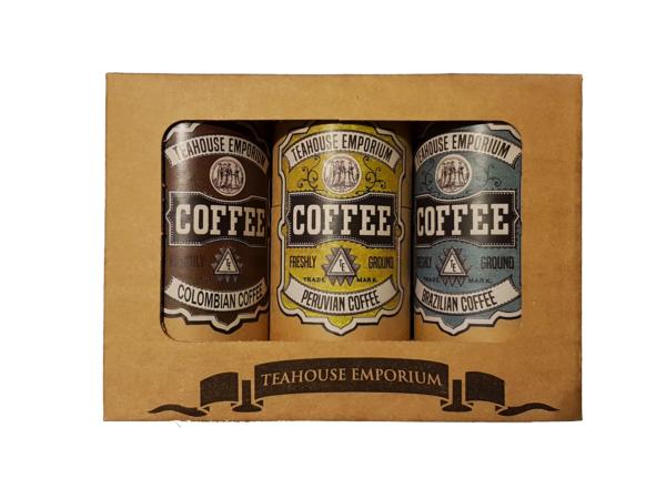 Gift Box Single Origin Coffee