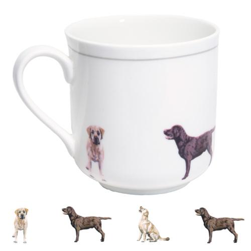 Labrador Retriever Bone China Mug