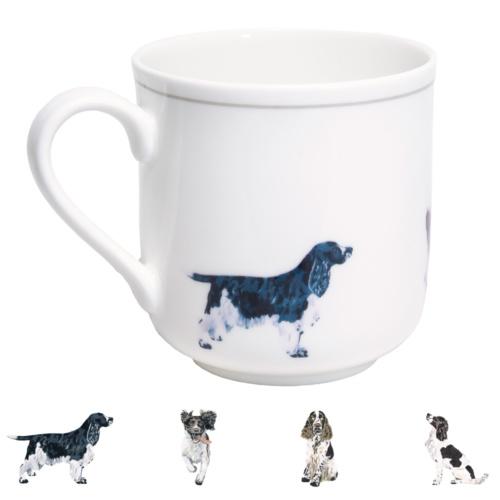 Springer Spaniels Bone China Mug