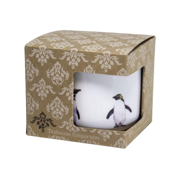 Penguin Bone China Mug