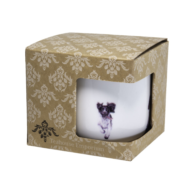 Springer Spaniels Bone China Mug