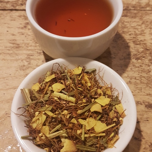 Rooibos Coconut and Turmeric