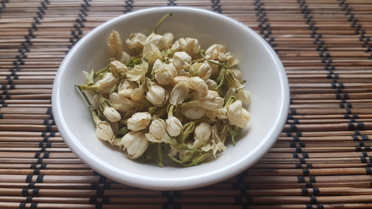 Dried Jasmine Blossoms