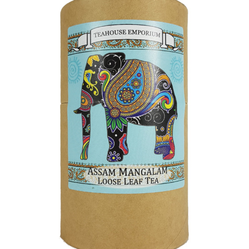 Loose Leaf Assam Mangalam Gift Tube
