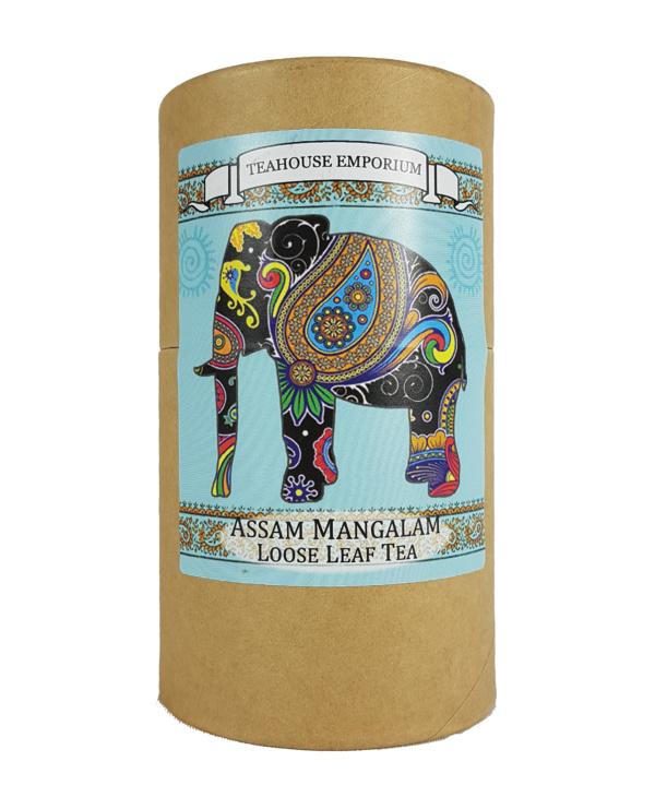 Loose Leaf Assam Mangalam Gift Tube