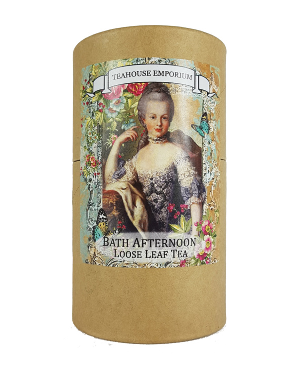 Loose Leaf Bath Afternoon Tea Gift Tube