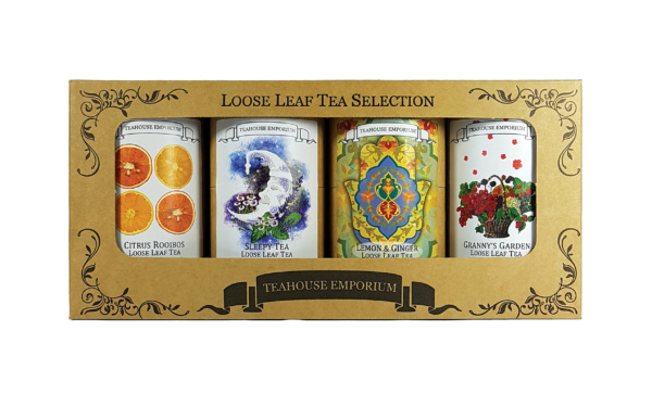 Loose Leaf Gift Box Caffeine Free