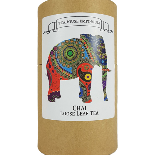 Loose Leaf Chai Gift Tube