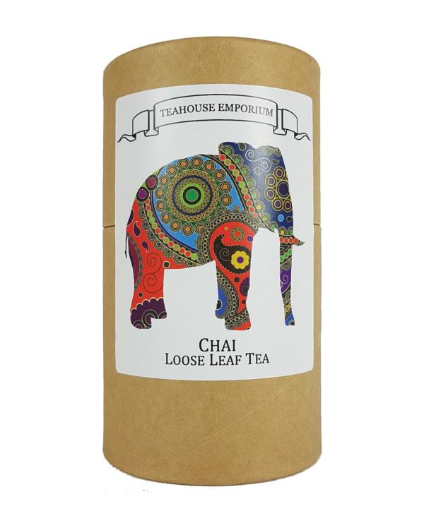 Loose Leaf Chai Gift Tube