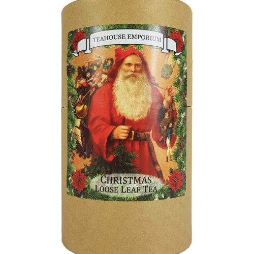 Loose Leaf Christmas Tea Gift Tube