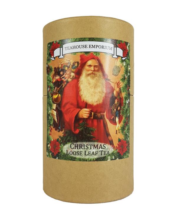 Loose Leaf Christmas Tea Gift Tube