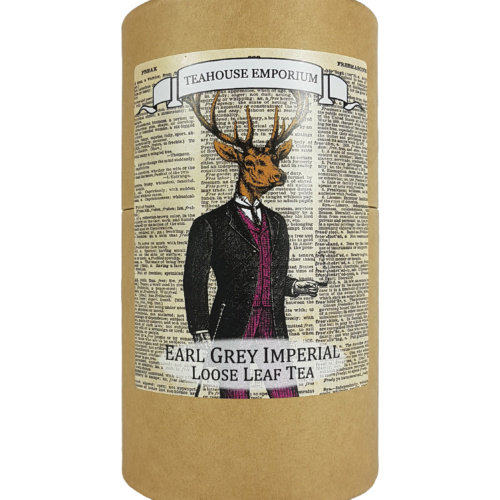 Loose Leaf Earl Grey Imperial Gift Tube