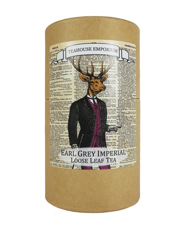Loose Leaf Earl Grey Imperial Gift Tube