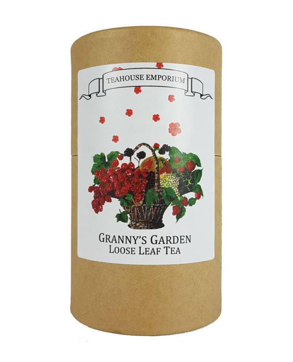 Loose Leaf Granny's Garden Tea Gift Tube