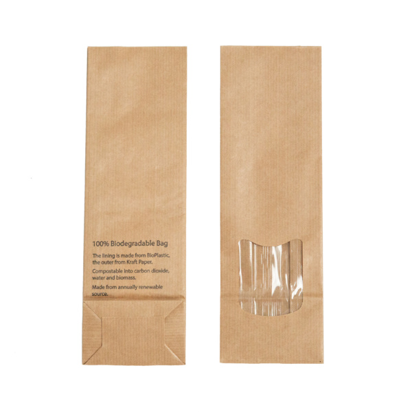 Biodegradable Kraft Paper Bags