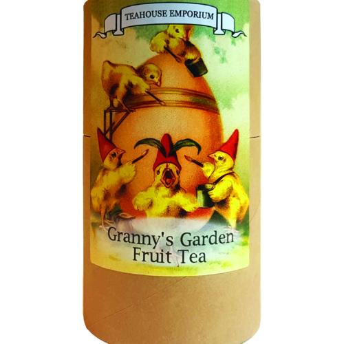 Easter Grannys Garden Loose Leaf Gift Tube