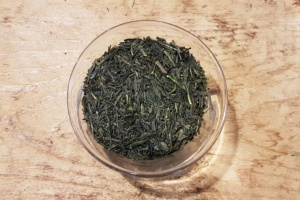 Japanese Sencha Satsuma loose leaf tea