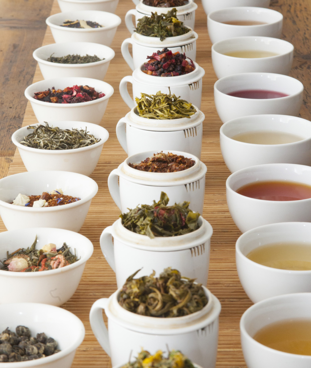 Wholesale tea UK example