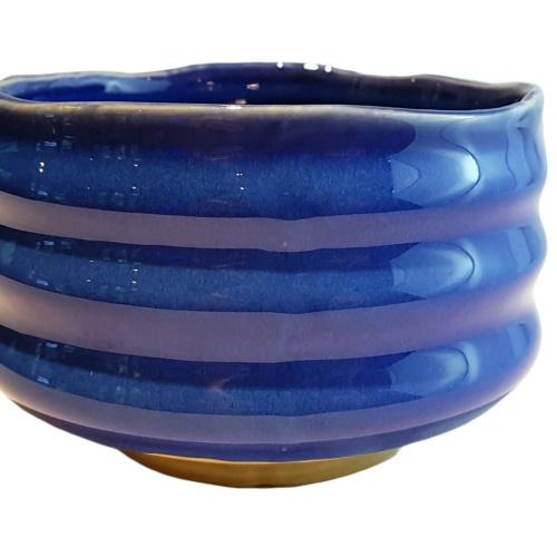 Matcha Chawan Blue